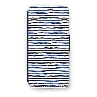 iPhone 5C Flip Case - sorprendente linee
