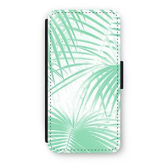 iPhone 8 Plus Flip Case - Palm lämnar
