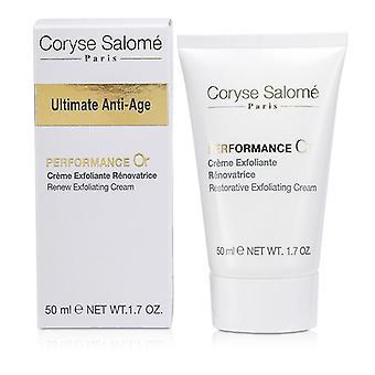 Coryse Salome Ultimate Anti-Age Renew Exfoliating Cream - 50ml/1.7oz