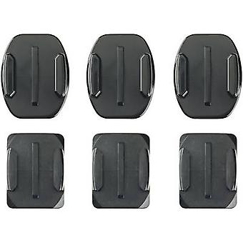 Adhesive pads GoPro Curved + Flat Adhesive Mounts AACFT-001 Suit