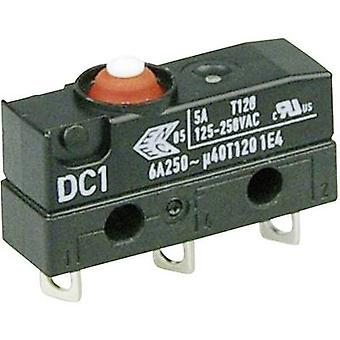 Microswitch 250 V AC 6 A 1 x On/(On) Cherry Switches