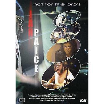 Ikke for professionelle [DVD] USA importerer