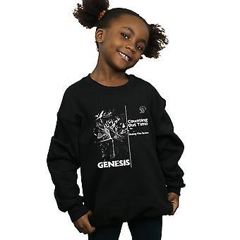 Genesis Mädchen auszählen Zeit Sweatshirt