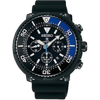 Seiko mens watch, ProspEx diver BB´s solar chronograph limited edition SBDL045