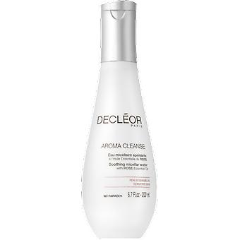 Decléor Paris Aroma Cleanse Soothing Micellar Water W. Rose Essential Oil 200 ml