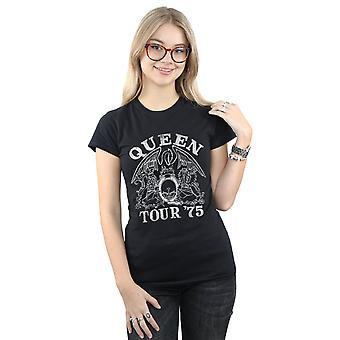 Queen Women's Tour 75 Crest T-Shirt