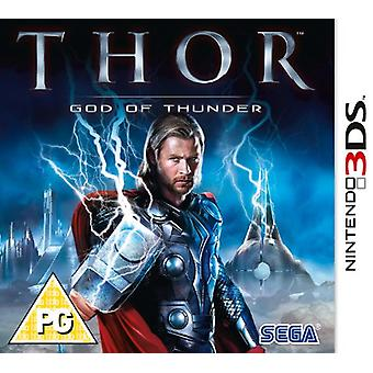 Thor God of Thunder (Nintendo 3DS)