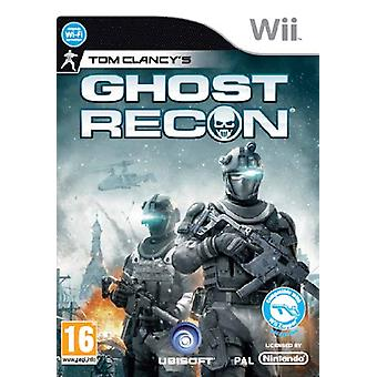Tom Clancys Ghost Recon (Wii)