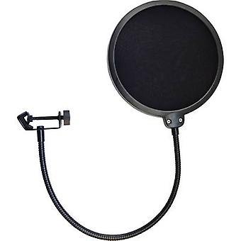 Pop filter Tie Studio Pop Shield Diameter:150 mm
