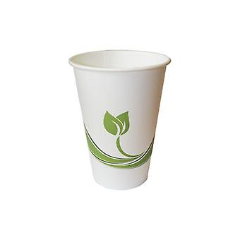 Sustainable Earth by Staples paper cups Bio 20 CL (fp about 100 PCs)