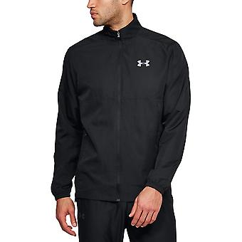 Under Armour Mens Sportstyle Woven Stretchy Breathable Training Jacket