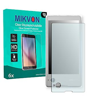 YotaPhone reverse Screen Protector - Mikvon Clear (Retail Package with accessories)