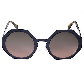 فيندي جوانب جولة النظارات الشمسية FF0152S 7BG EN 51