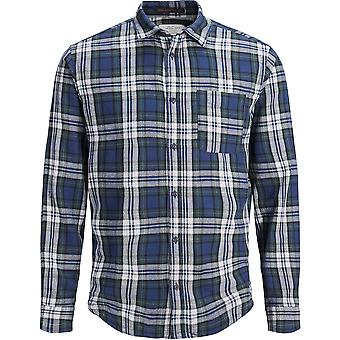 Jack & Jones Steven Long Sleeve Check Shirt