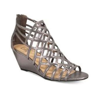 Material Girl Womens Heniet Open Toe Casual Slide Sandals
