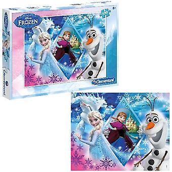 Frozen Puzzel 100st.