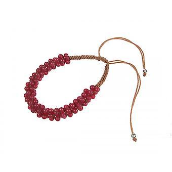 Cavendish francese quarzo rosso braccialetto di amicizia
