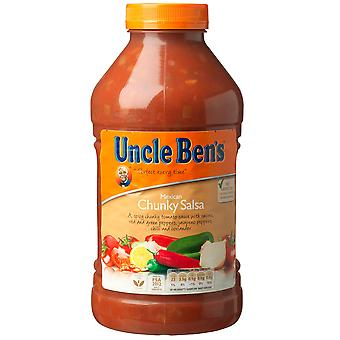 Uncle Bens Chunky Salsa Sauce