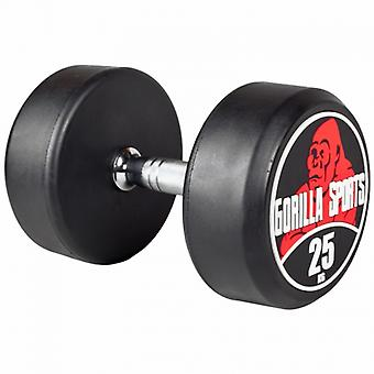 25 kg Dumbbell halt�re poids