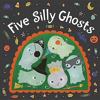Five Silly Ghosts (board book) by Five Silly Ghosts (board book) - 97