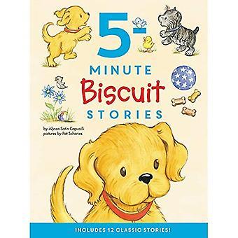 Biscoito: histórias de biscoito 5 minutos: 12 histórias clássicas!