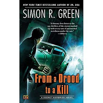 From a Drood to a Kill (Secret Histories (Roc))