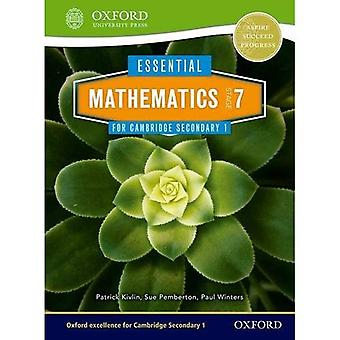 Matematik för Cambridge sekundära 1 etapp 7 eleven bok