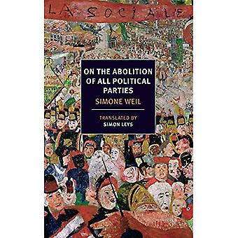On the Abolition of All Political Parties (New York Review Books)