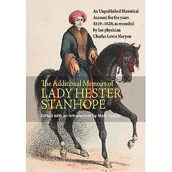 Additional Memoirs of Lady Hester Stanhope