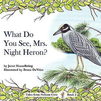Wat wil je zien, Mrs. Night Heron?