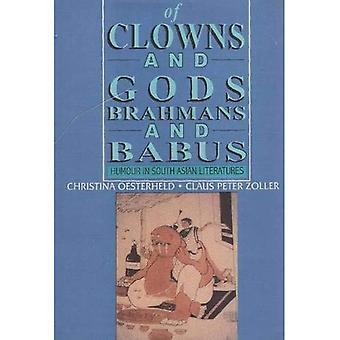 Clowner och gudarna brahmansna och Gunnar: Humor i sydasiatiska litteraturer