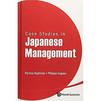 Casi di studio in gestione giapponese