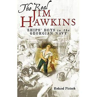 The Real Jim Hawkins: Ships' Boys in the Georgian Navy