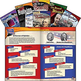 Fois texte informatif 8e définie de 1, 6-livre définies (Time for Kids Nonfiction lecteurs)