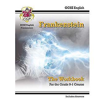 Nuevo grado 9-1 GCSE English - libro Frankenstein (incluye respuestas)