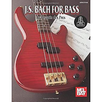 J.S. Bach for Bass