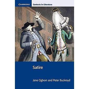 Satire by Jane Ogborn & Peter Buckroyd