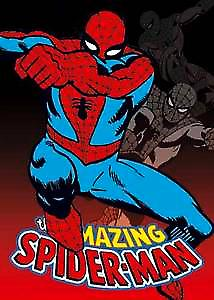 Amazing Spiderman fridge magnet (Marvel Comics)