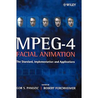 MPEG4 Facial Animation by Pandzic