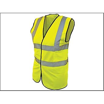 Scansione Hi-Vis gilet giallo - XL (46-48 in)