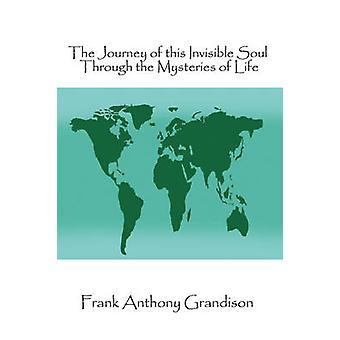 Il viaggio di questa invisibile anima attraverso il misteri della vita di Grandison & Frank Anthony