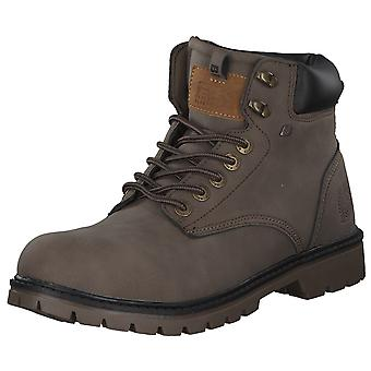 BRITISH KNIGHTS Secco boots mens Jack & Lily