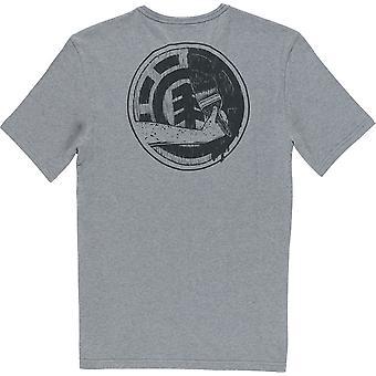 Élément à manches courtes T-Shirt peint