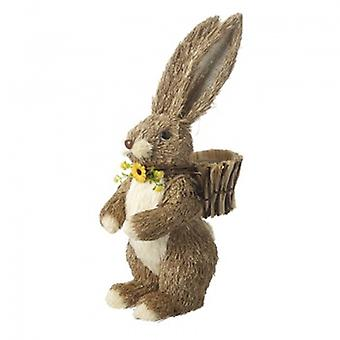 Bristle Easter Rabbit Decoration | Handpicked Gifts