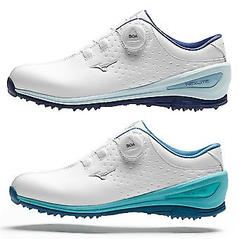 Mizuno Damen 2019 Nexlite 006 Boa Golf Wasserdichtleder Golfschuhe