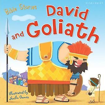 Histoires de la Bible-David et Goliath par Miles Kelly-9781786172310 livre