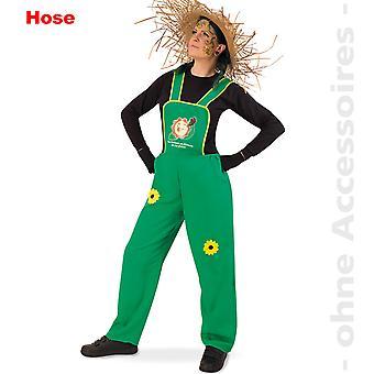 庭師レディース ガーデン友人ダンガリー庭衣装レディース コスチューム