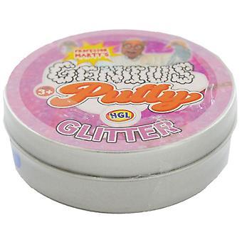HGL Genius Putty - Glitter