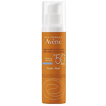 Avene Very High Protection Dry Touch Fluid SPF50 50ml