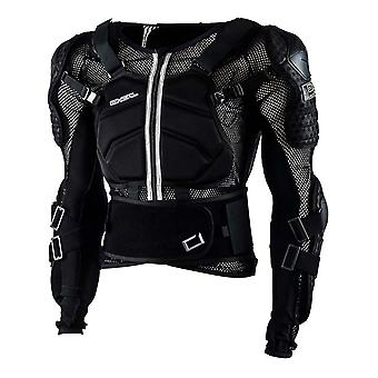 ONeal Black 2020 Underdog Kids MX Protection Jacket